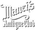 Manci's Antique Club Logo